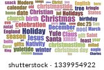 Christmas Word Cloud Aligned...