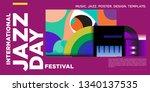 vector colorful international... | Shutterstock .eps vector #1340137535
