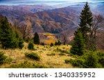beautiful view from buila... | Shutterstock . vector #1340335952