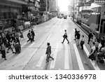 hong kong  china   october 25 ... | Shutterstock . vector #1340336978
