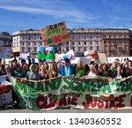 milano  italia   march 15 2019  ... | Shutterstock . vector #1340360552