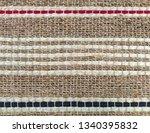 Khaki Weave Burlap Texture...