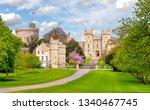 Long Walk To Windsor Castle In...
