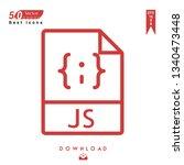 outline javascript file type...