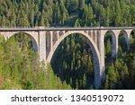 famous wiesener viaduct on the...   Shutterstock . vector #1340519072