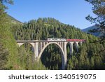 famous wiesener viaduct on the...   Shutterstock . vector #1340519075