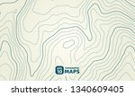 the stylized height of the... | Shutterstock .eps vector #1340609405