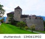 medieval castle in vaduz ...   Shutterstock . vector #1340613932