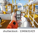 personal h2s gas... | Shutterstock . vector #1340631425