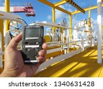 personal h2s gas... | Shutterstock . vector #1340631428