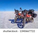 uyuni  uyuni bolivia   april 22 ... | Shutterstock . vector #1340667722