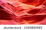 famous antelope canyon near...   Shutterstock . vector #1340800985