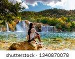 Krka Waterfalls Croatia  Krka...