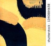 textured abstract art... | Shutterstock . vector #1340884658