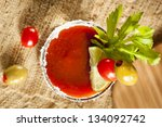 Spicy Bloody Mary Alcoholic...