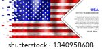 united states of america... | Shutterstock .eps vector #1340958608