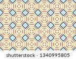 pattern stripes geometric... | Shutterstock .eps vector #1340995805