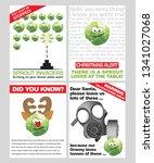 seasonal sprout fun spoof... | Shutterstock .eps vector #1341027068