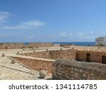 view from  old historic... | Shutterstock . vector #1341114785