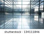 modern office interior   Shutterstock . vector #134111846