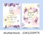 Vector Template For Wedding...