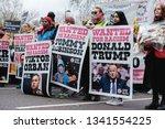london   united kingdom   march ... | Shutterstock . vector #1341554225