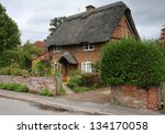 Traditional Thatched English...