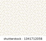 pattern with thin straight... | Shutterstock .eps vector #1341712058
