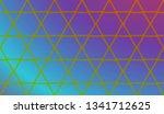 modern stylish texture....   Shutterstock .eps vector #1341712625