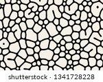 vector seamless pattern. modern ... | Shutterstock .eps vector #1341728228