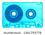 trendy reviving retro magnetic... | Shutterstock . vector #1341793778