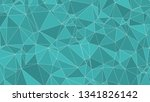 modern vector triangular... | Shutterstock .eps vector #1341826142