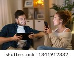 leisure  technology and people... | Shutterstock . vector #1341912332