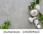 spa products concept  spa... | Shutterstock . vector #1342009622