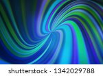 light blue vector blurred... | Shutterstock .eps vector #1342029788