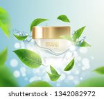 cream.water.  background... | Shutterstock .eps vector #1342082972
