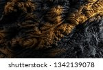 3d render of abstract surface.... | Shutterstock . vector #1342139078
