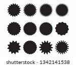 special offer sale tag ... | Shutterstock .eps vector #1342141538