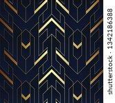vector modern geometric tiles... | Shutterstock .eps vector #1342186388
