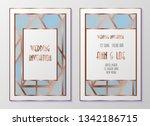 design templates for flyers ...   Shutterstock .eps vector #1342186715