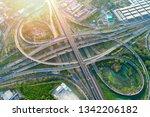 Bangkok Expressway Top View ...