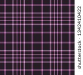 tartan background and plaid... | Shutterstock . vector #1342410422