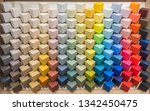 Color Palette. Display With...