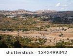 landscape nature stone sky...   Shutterstock . vector #1342499342