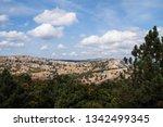 landscape nature stone sky...   Shutterstock . vector #1342499345