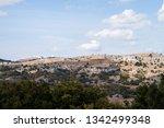 landscape nature stone sky...   Shutterstock . vector #1342499348
