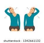 vector colorful illustration....   Shutterstock .eps vector #1342661132