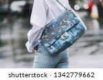 paris  france   march 5  2019 ... | Shutterstock . vector #1342779662