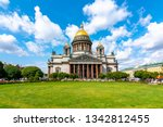 St. Isaac\'s Cathedral In Saint...