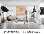 professional photo studio... | Shutterstock . vector #1342819622